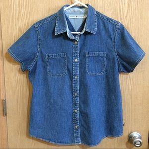 Tommy Hilfiger Women's Denim Shirt